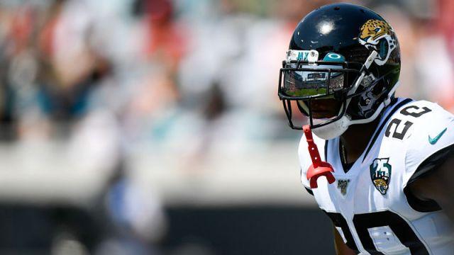 Jacksonville Jaguars cornerback Jalen Ramsey