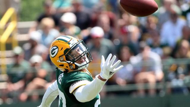 Packers DB Josh Jones