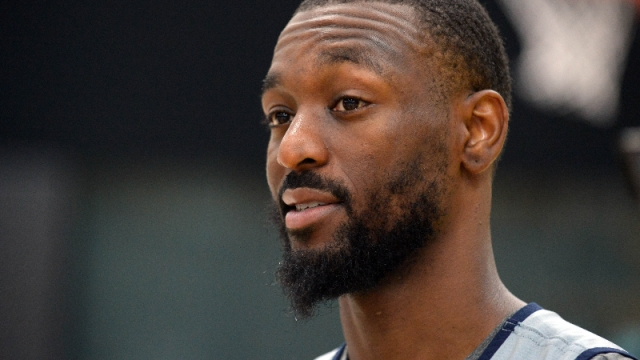 United States and Boston Celtics point guard Kemba Walker