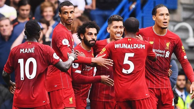 Chelsea Vs. Liverpool: Reds Continue Winning Ways, Top Blues 2-1