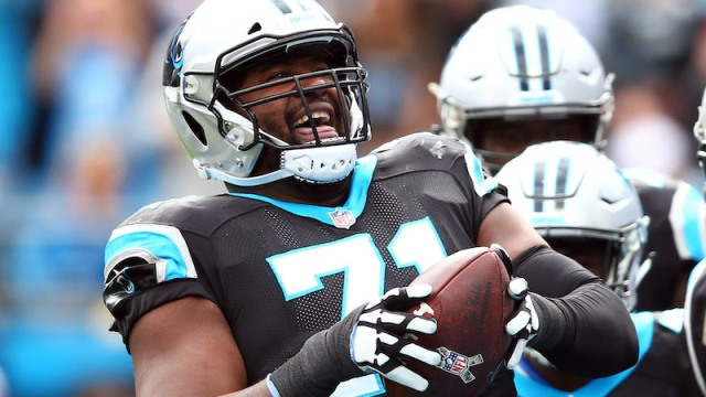Free agent offensive tackle Marshall Newhouse