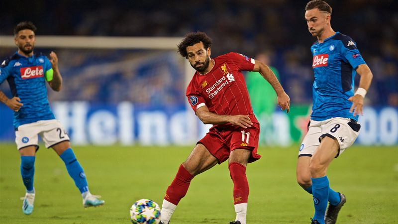 Liverpool Vs. Napoli: Reds Open Champions League Title Defense With Loss