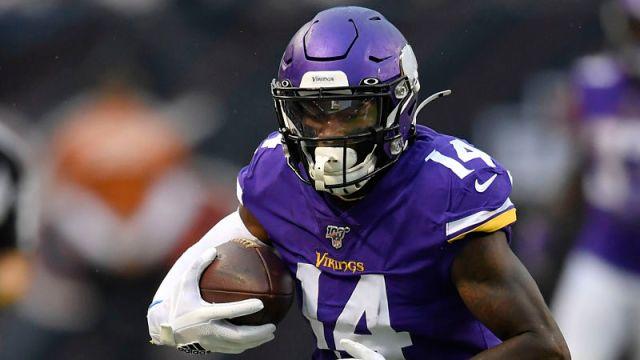 Minnesota Vikings wide receiver Stefon Diggs