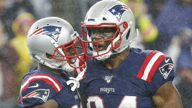 New England Patriots tight end Ben Watson