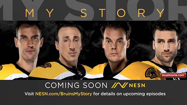 Boston Bruins My Story