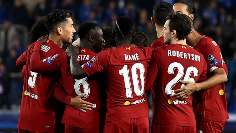 Genk Vs. Liverpool: Score, Highlights From Reds' Champions League Win