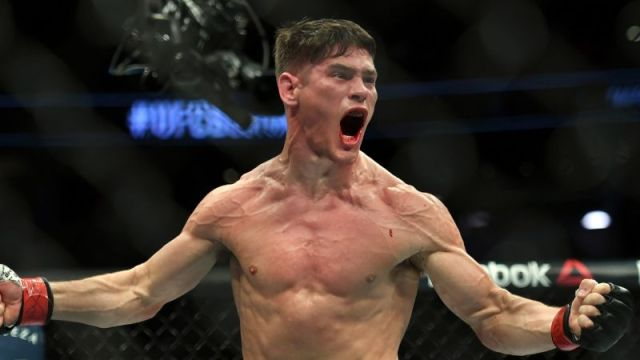 UFC Fighter Charles Rosa
