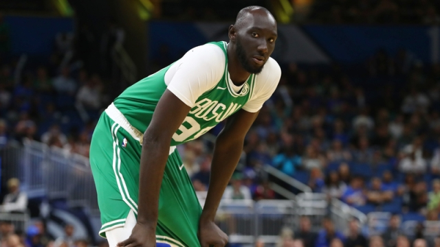 Celtics center Tacko Fall