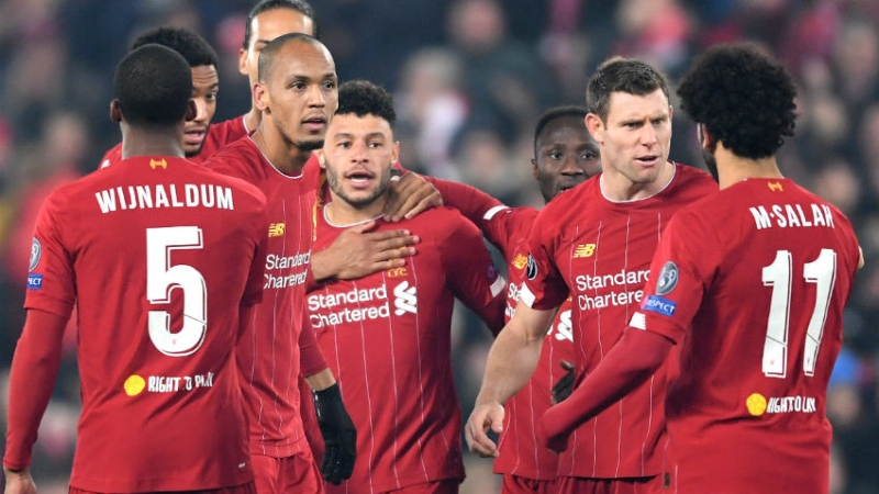 Liverpool Vs. Napoli Live Stream: Watch Champions League Game Online