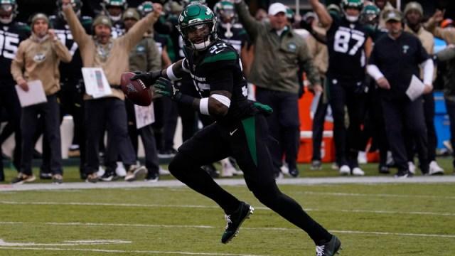 New York Jets Safety Jamal Adams