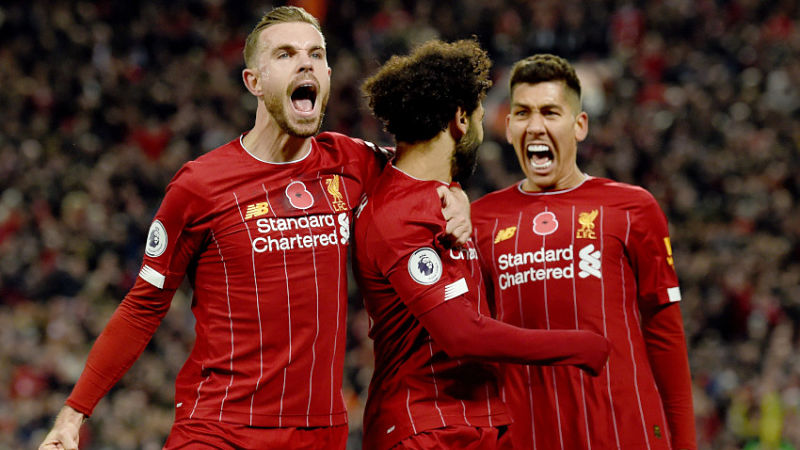 Liverpool Vs. Manchester City: Reds Cruise Past Reigning League Champions