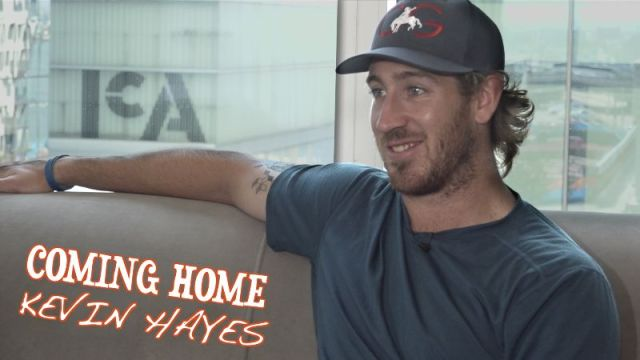 Kevin Hayes: Coming Home