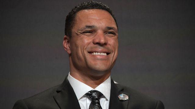 Former NFL tight end Tony Gonzalez