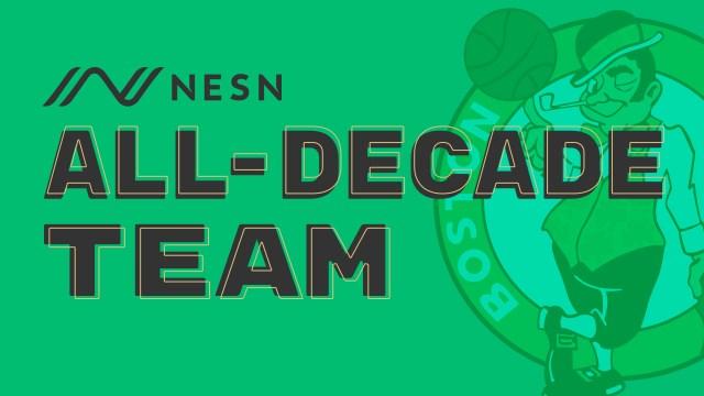 Boston Celtics All-Decade Team