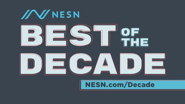 NESN.com's Best of the Decade