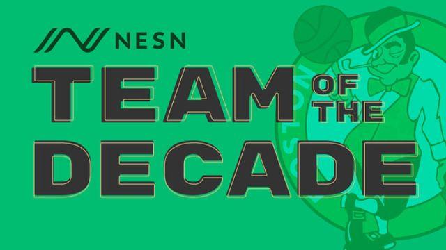 Celtics Team of the Decade