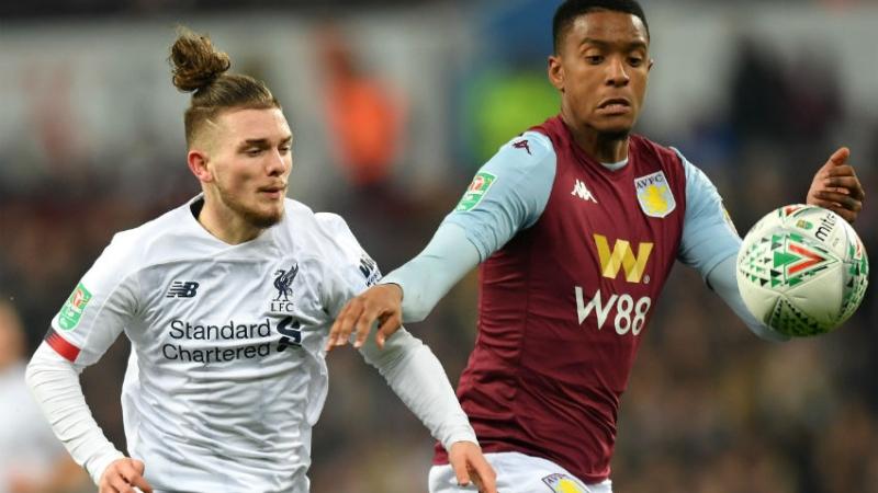 Aston Villa Vs. Liverpool: Score, Highlights Of Carabao Cup Quarterfinal Game