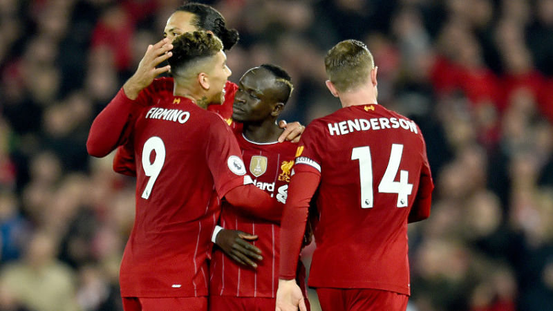 Liverpool Vs. Wolves: Reds Remain Unbeaten In Premier League With 1-0 Win