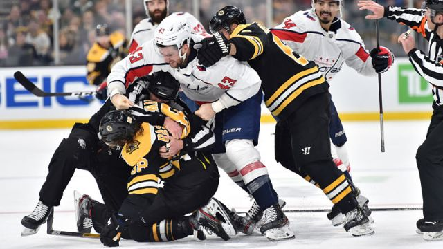 Boston Bruins vs. Washington Capitals