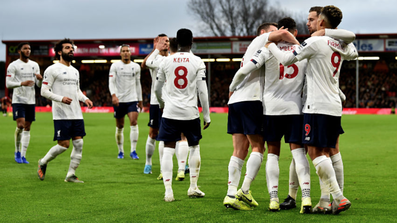 Liverpool Vs. Bournemouth: Reds Cruise To 3-0 Victory, Extend Lead Atop Premier League