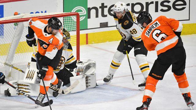 Bruins-Flyers