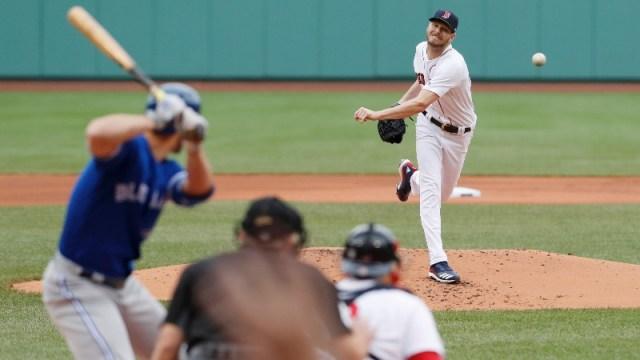 Boston Red Sox starting pitcher Chris Sale (41)
