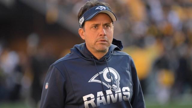 Patriots coach Jedd Fisch