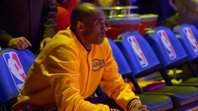 Los Angeles Lakers Legend Kobe Bryant
