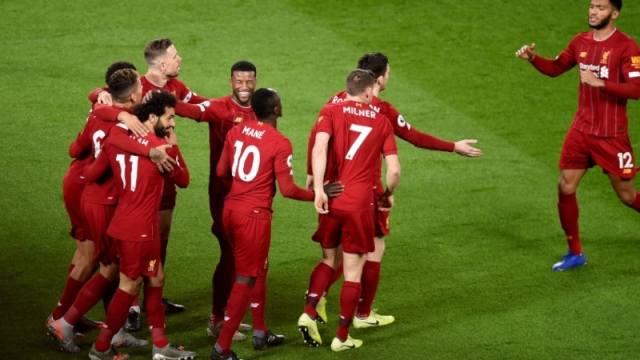 Liverpool FC players