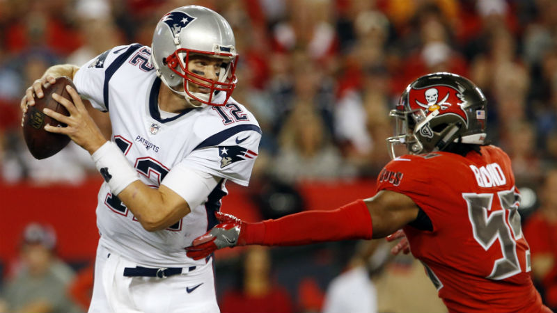 Nfl Rumors Tom Brady Buccaneers Still Trying To Finalize Contract Nesn Com