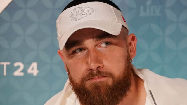 Chiefs tight end Travis Kelce