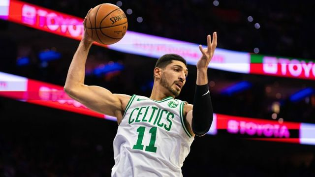 Celtics center Enes Kanter