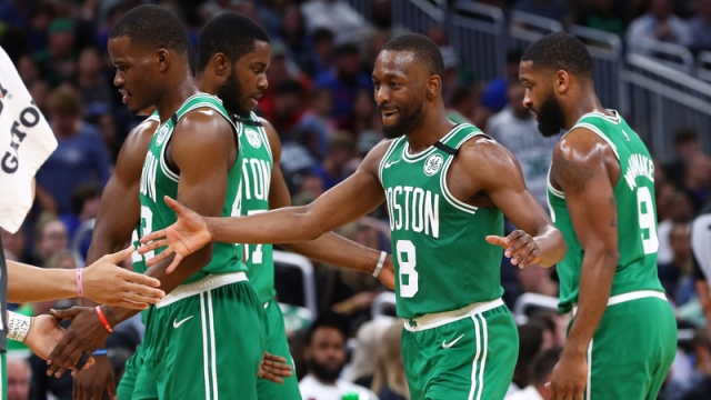 Celtics guard Kemba Walker