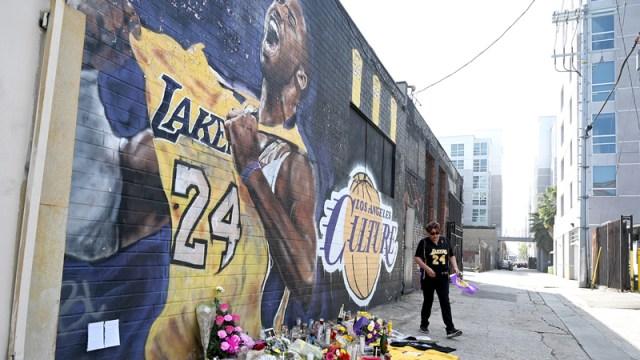 Los Angeles Lakers superstar Kobe Bryant