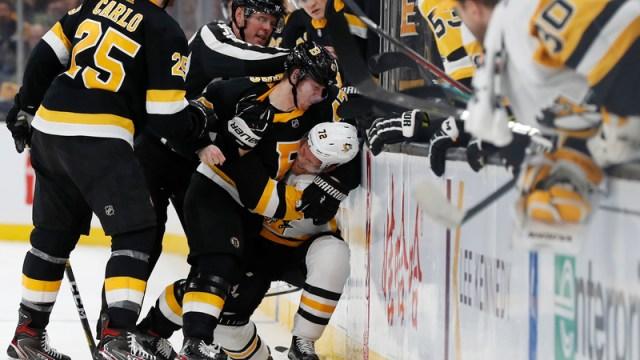 Bruins defenseman Torey Krug