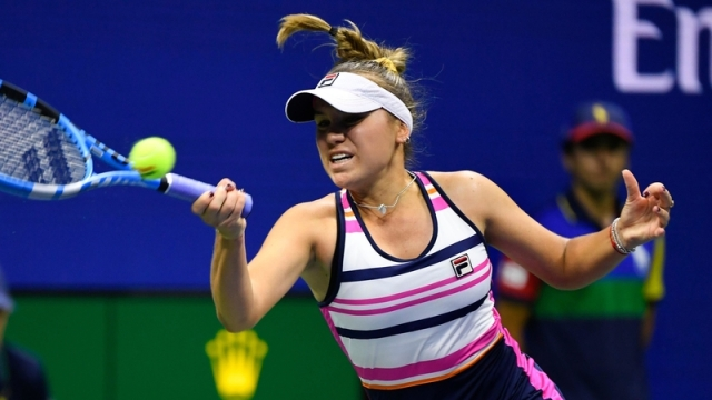 Tennis' Sofia Kenin
