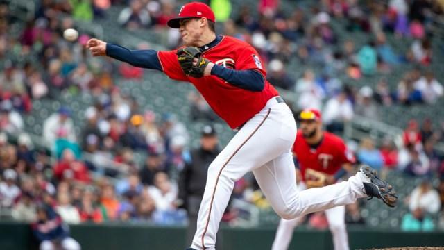 Red Sox pitcher Trevor Hildenberger