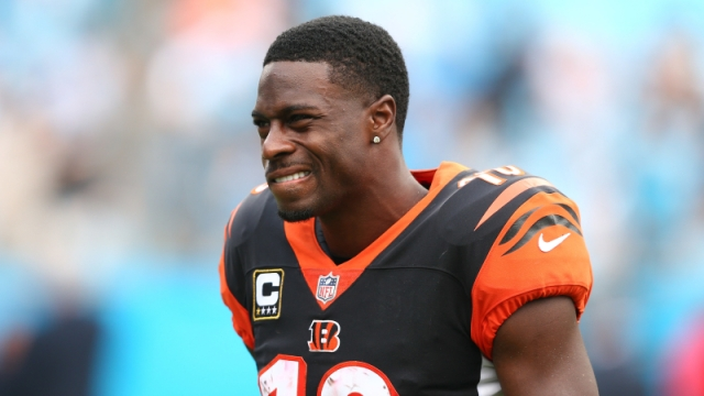 Cincinnati Bengals wide receiver A.J. Green