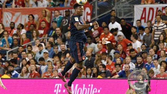 Bayern Munich defender David Alaba (27)