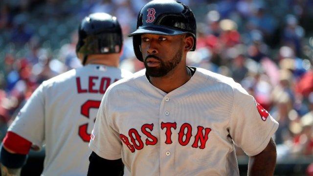 Jackie Bradley Jr. Boston Red Sox