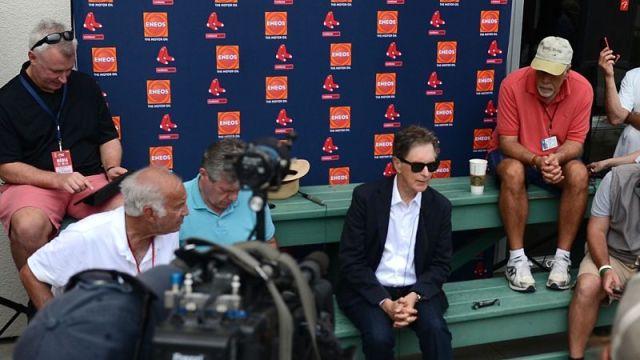 Boston Red Sox owner John Henry