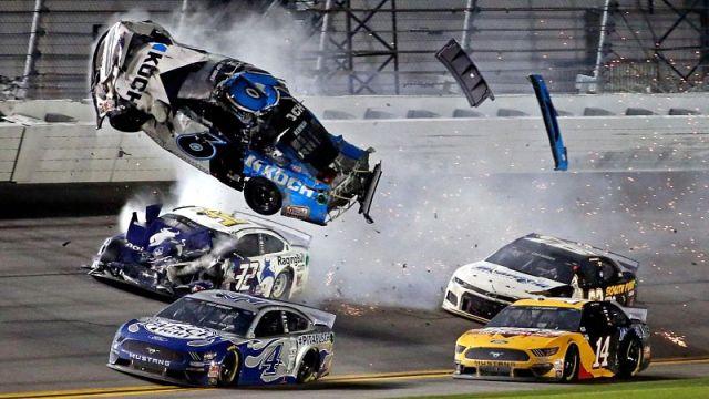 Ryan Newman Daytona 500