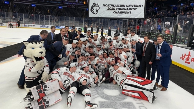 Northeastern hockey