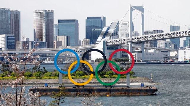 2020 Olympics Tokyo