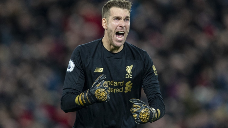 Liverpool Fans Encourage Adrian To Step Up In Alisson's Injury Absence