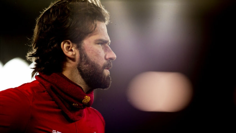 Alisson Injury Rules Out GK For Premier League, Champions League Games