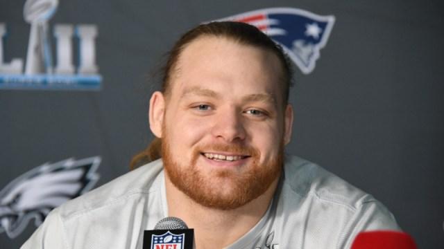 Philadelphia Eagles defensive tackle Beau Allen