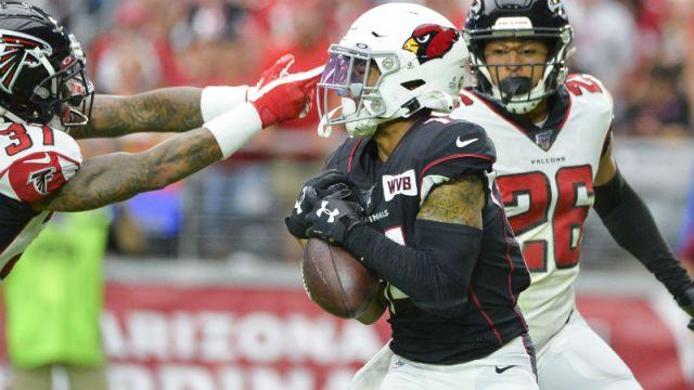 Arizona Cardinals wide receiver Damiere Byrd