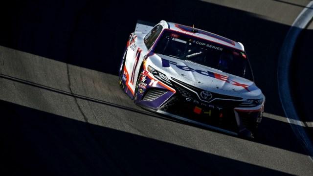 NASCAR Cup Series driver Denny Hamlin
