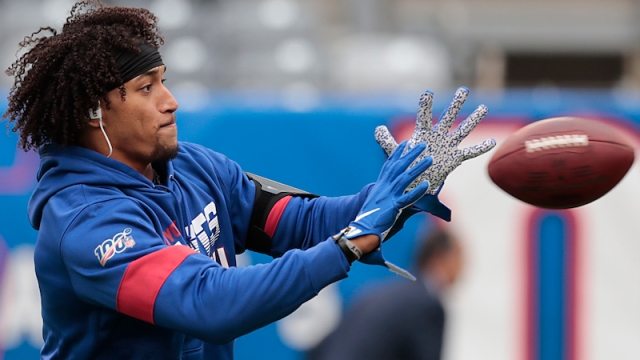 New York Giants tight end Evan Engram